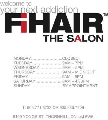 FiHair - The Salon